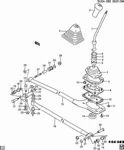 Service Manual  How To Adjust Transmission Linkage 1996 Geo Prizm