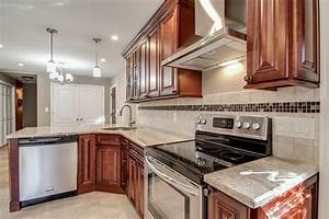 levittown traditional kitchen remodel rose 1535