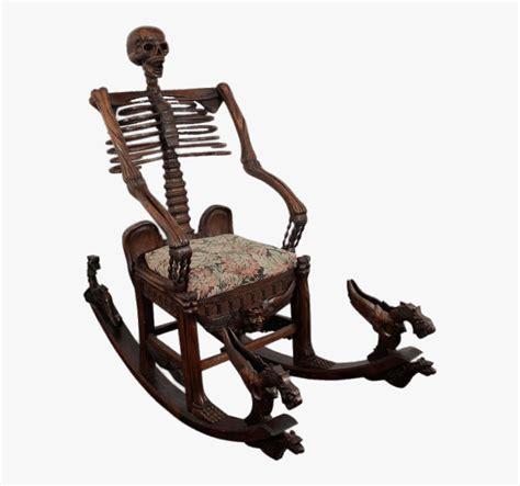 foto de Skeletal Rocking Chair Weird Looking Rocking Chairs HD