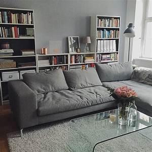 Regal Hinter Sofa : regal hinter dem sofa mehr stellfl che living in 2019 wohnzimmer wohnzimmer ideen ~ Frokenaadalensverden.com Haus und Dekorationen