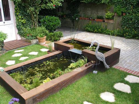 comment faire un bassin pour poisson