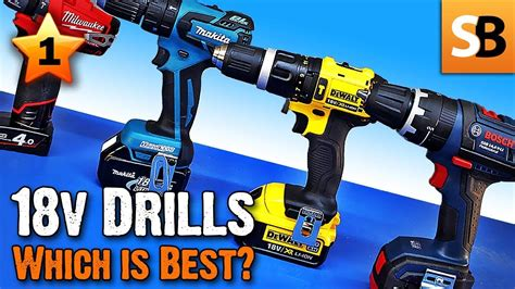 volt combi drills review     test youtube