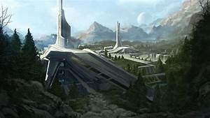 Futuristic architecture Free HD Wallpaper | HD Latest ...