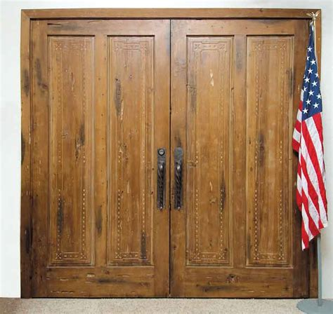 pin home doors solid wood entry on