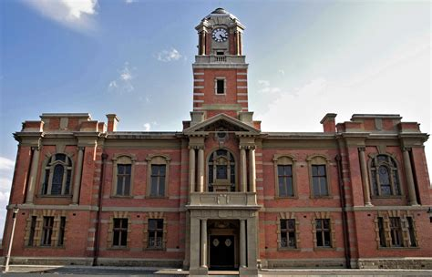 Harrismith Town hall - The South African National Society