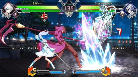 Blazblue Cross Tag Battle Screens Preview Game Modes