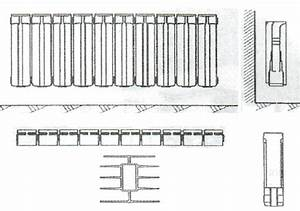 Radiateur Basse Temperature Fonte : radiateurs en fonte ou aluminium le briconaute ~ Edinachiropracticcenter.com Idées de Décoration
