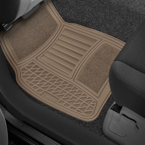 floor mats carpet michelin edgeliner 174 991 50 edgeliner tan carpet rubber floor mats