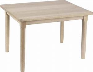 Table En Bois Enfant : petit table enfant en bois ~ Teatrodelosmanantiales.com Idées de Décoration