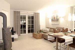 Wohnzimmer Mit Essbereich : ferienwohnung kiek up de gracht in greetsiel ~ Watch28wear.com Haus und Dekorationen