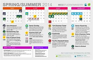 oofilecloud blog With youth group calendar template