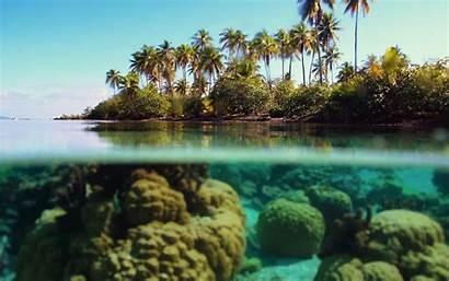 Underwater Wallpapers Beach Desktop Water Sea Ocean