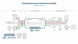 Distributed Access Architecture  Daa