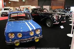 Quelle Voiture De Collection Acheter : renault 8 gordini rtrospective des modles qui ont marqu les annes 60 salon automobile de lyon ~ Gottalentnigeria.com Avis de Voitures