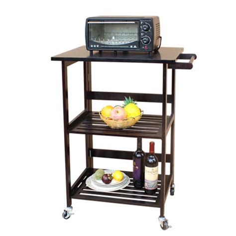 kitchen cart rolling food prep kitchen cart fold rolling food prep dining storage table