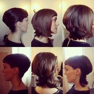 Se Laisser Pousser Les Cheveux : coupe interm diaire cheveux courts ~ Melissatoandfro.com Idées de Décoration