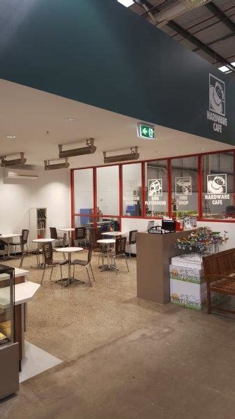 Bunnings   Polished Concrete Cafe and Grind & Seal Kitchen