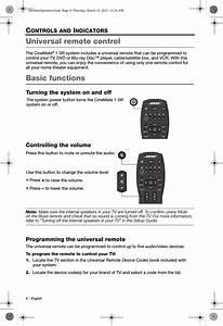 Bose 328040 Wireless Speaker User Manual Manual