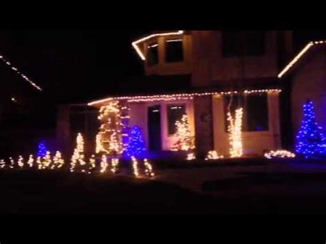 2011 christmas lights grand junction co youtube
