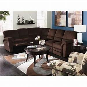 17 best images about furniture on pinterest wolves for Rex 4 piece reclining sectional sofa with armless unit by la z boy