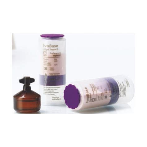 ivobase acrylic refill cobra dental