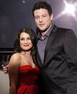 Lea Michele Opens Up About Dating Cory Monteith, Says 'I ...