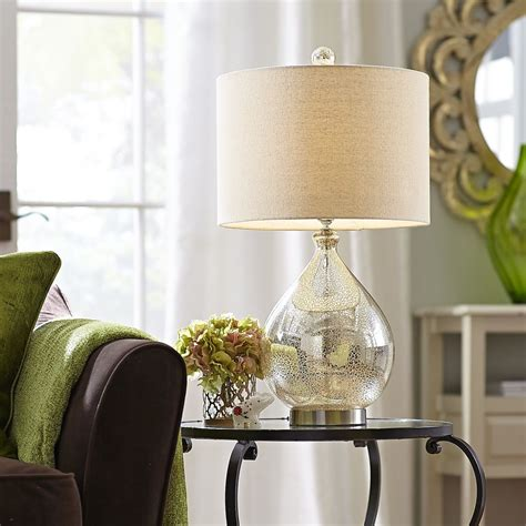 teardrop luxe table lamp  pier goodglance