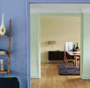Blanc Cassé Peinture : marier les couleurs de peinture dans salon chambre ~ Melissatoandfro.com Idées de Décoration
