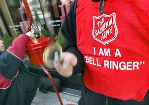 The Salvation Army Is Taking Applications For Red Kettle