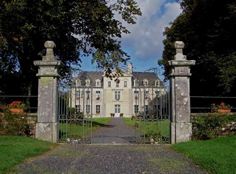 plan maison 1 chambre château haras au coeur d 39 un domaine de 64 hectares