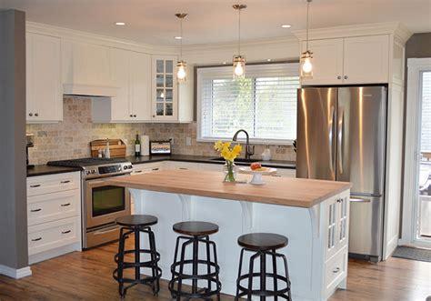 bruce county custom cabinets white custom kitchen renovation