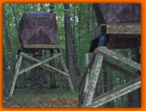 Bass Hunter Boats West Point Ms by Ez Bracket Deer Stand Southern Outdoor Technologies