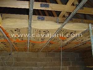 Pose Pare Vapeur Sur Rail Placo : plafond suspendu laine de verre isolation id es ~ Medecine-chirurgie-esthetiques.com Avis de Voitures
