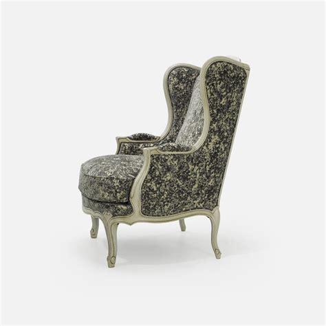 siege bergere fauteuil bergère louis xv oreilles siège de style