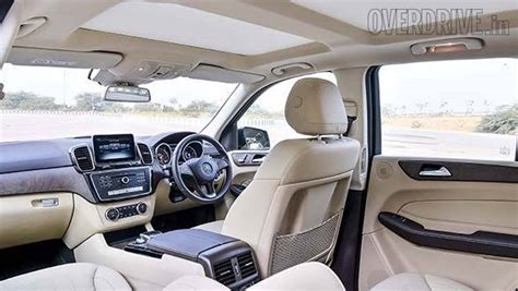 Mercedes Gle Class Backgrounds by 2016 Mercedes Gle 350d Road Test Review India