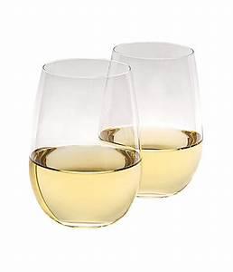 Stemless, White, Wine, Glasses