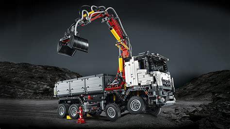 lego mercedes lego technic mercedes arocs 3245 42043 lego