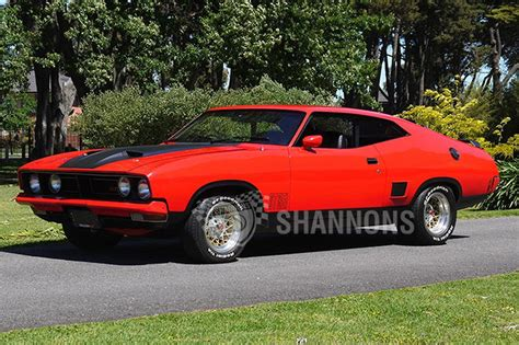 Sold: Ford XB Falcon 'GT Replica' Coupe Auctions - Lot 20