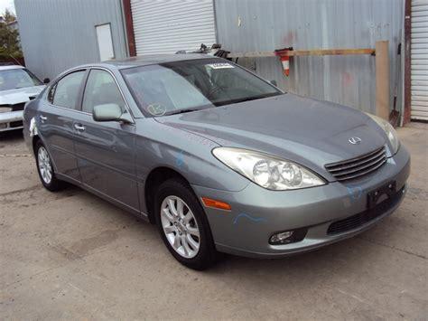 lexus coupe 2003 2003 lexus es300 4 door sedan 3 0l at color gray stk