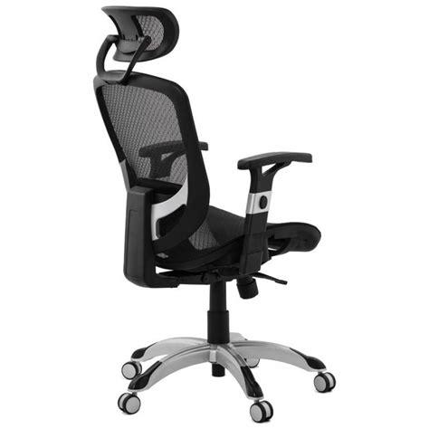 fauteuil de bureau tissu fauteuil de bureau design et moderne ergonomique axel en
