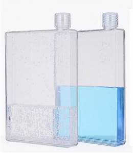 Online buy wholesale rectangular water bottle from china rectangular water bottle wholesalers for Rectangle water bottle