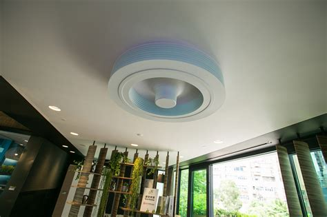 bladeless ceiling fan with led light high efficiency bladeless ceiling fan modern ceiling