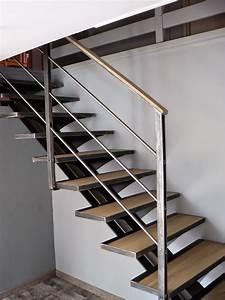 Escalier Fer Et Bois : ferronnerie m tallerie serrurerie 79 deux s vres l 39 art du ~ Dailycaller-alerts.com Idées de Décoration