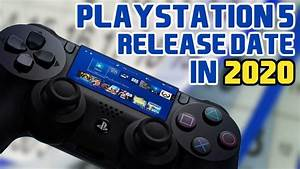 Playstation 5 | PS5 RELEASE DATE 2020 | PS5 Latest News ...  Ps5