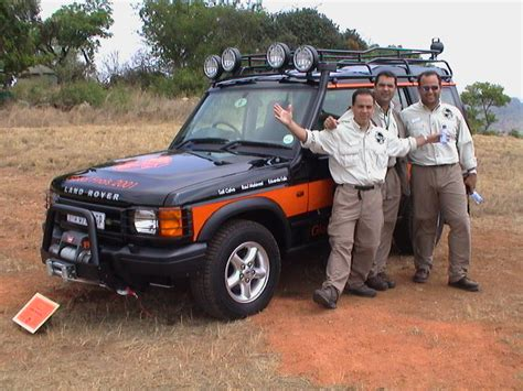 Land Rover Club Panama