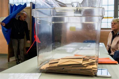 bureau de vote lyon bureau de vote lyon 7 28 images lyon un isoloir pour 6