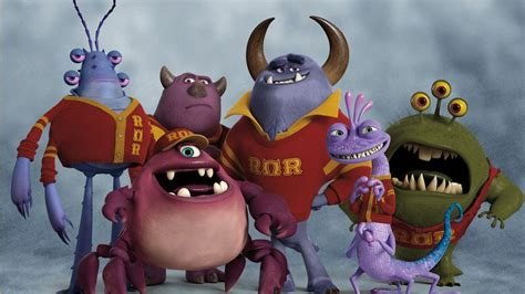 pixar created  background creatures   monster