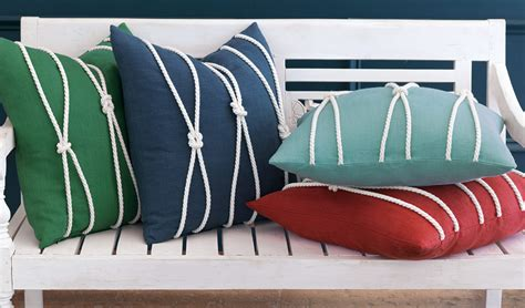 Yacht Knots studio 773 pillows by eastern accents yacht knots collection