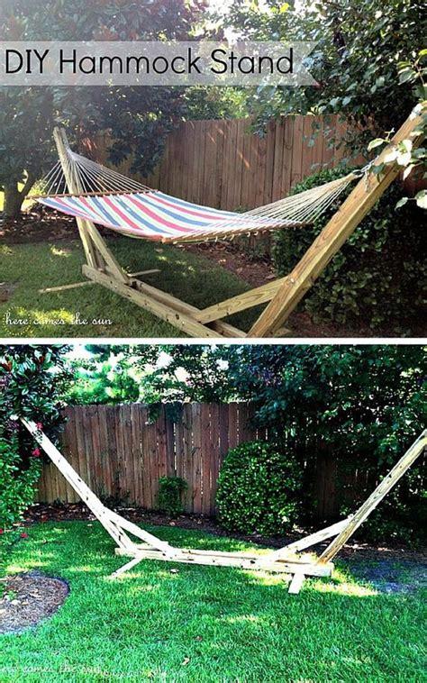 woodworking hammock stand tom wood