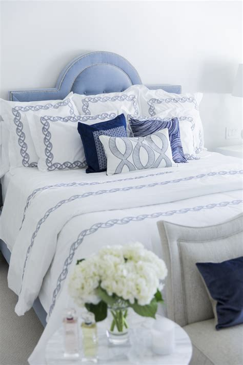 bedroom refresh  summer fashionable hostess